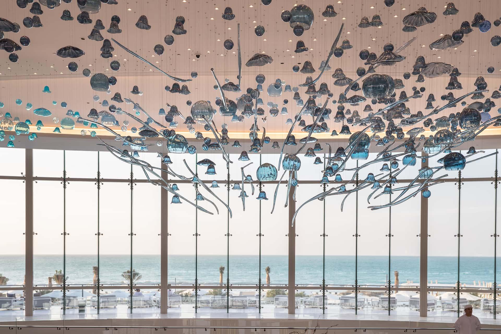 Jumeirah at Saadiyat Island Resort Hall Абу-Даби, фото