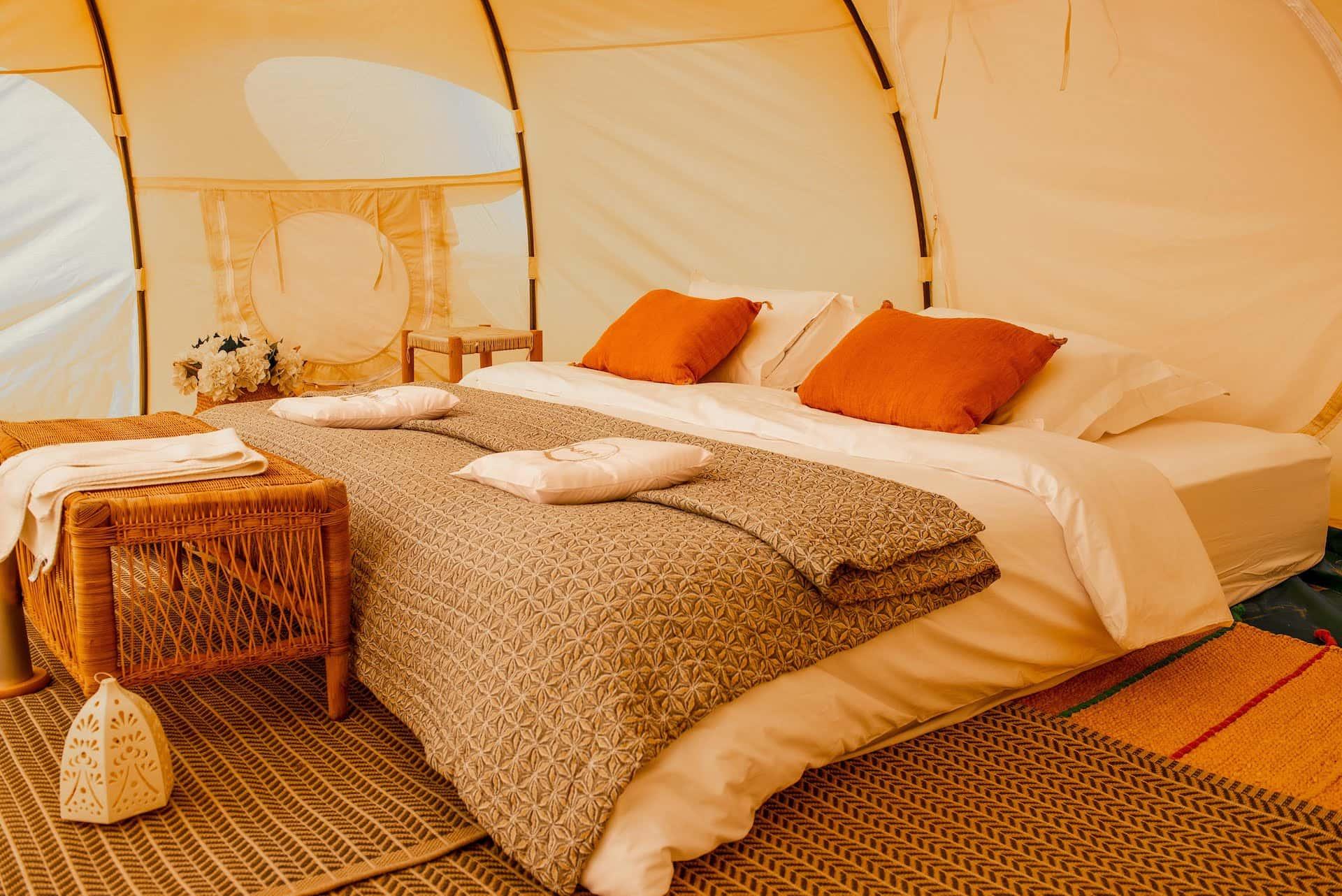 Nara Desert Escape Luxury Tent Dubai, фото