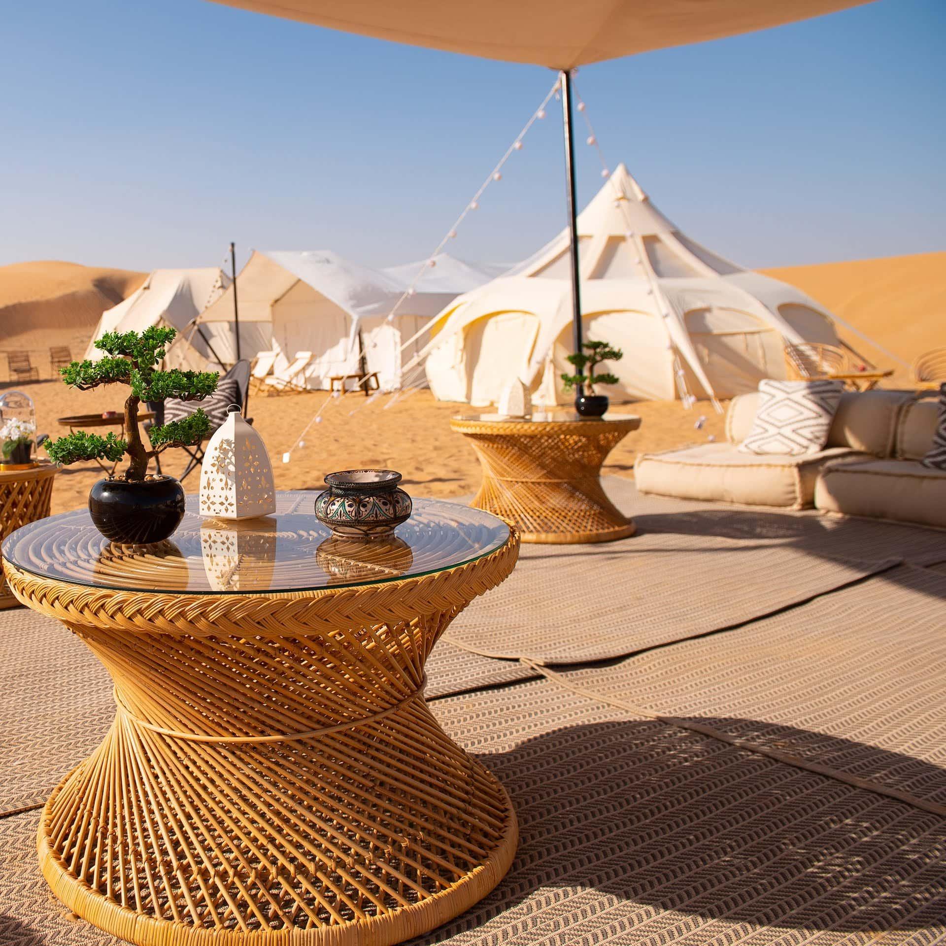 Nara Desert Escape Dubai Luxury Breakfast, фото