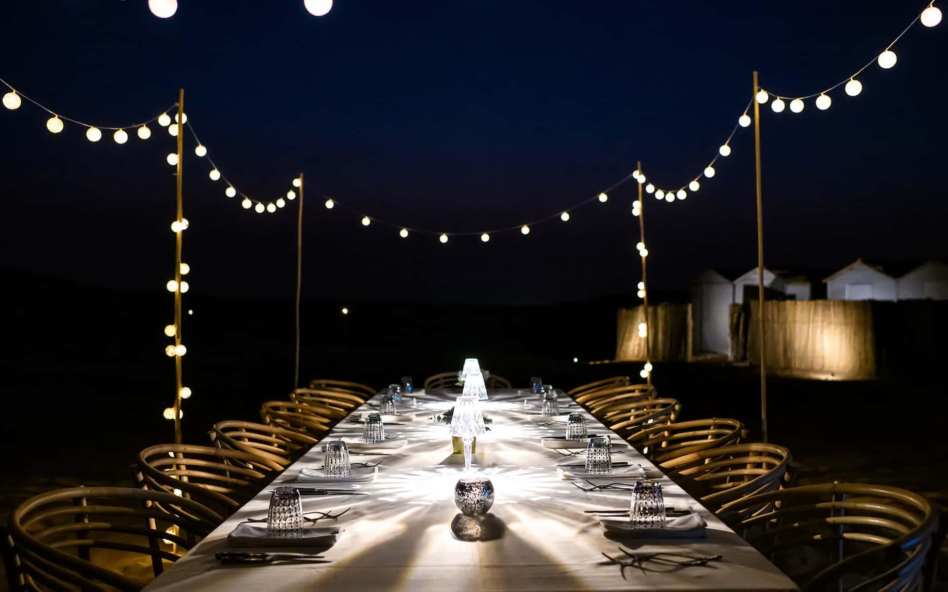 Nara Desert Escape Dubai Luxury Dinner, фото