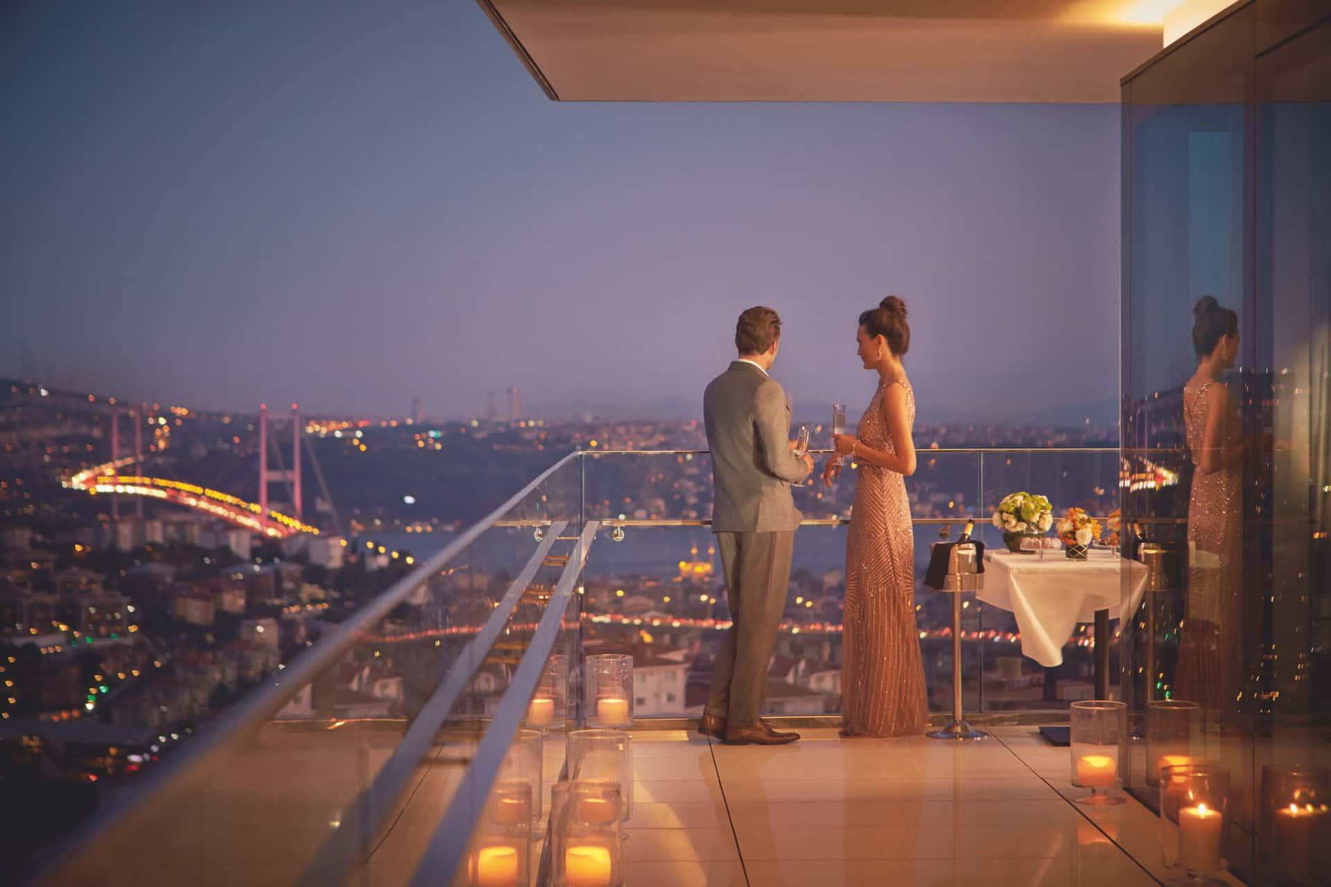 Raffles Istanbul Terrace, фото