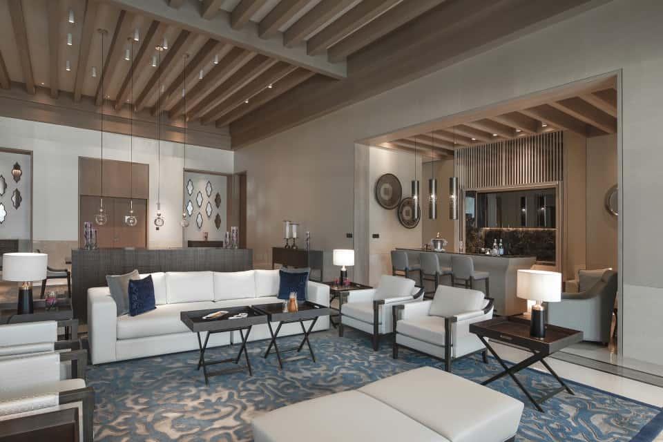 Saadiyat Rotana Resort & Villas Suite Абу-Даби, фото