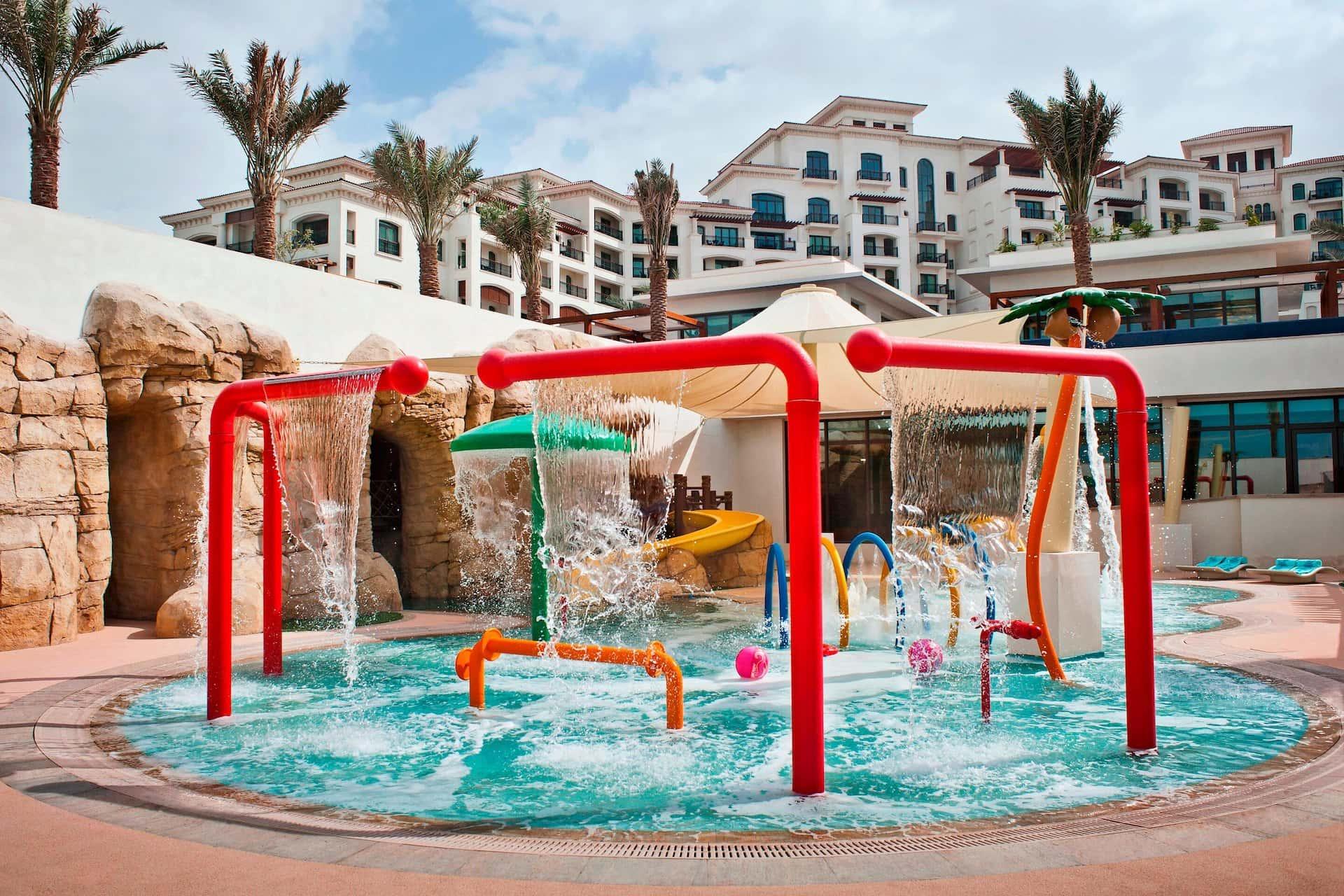 Sandcastle Kid's Club The St. Regis Saadiyat Island Resort Абу-Даби, фото