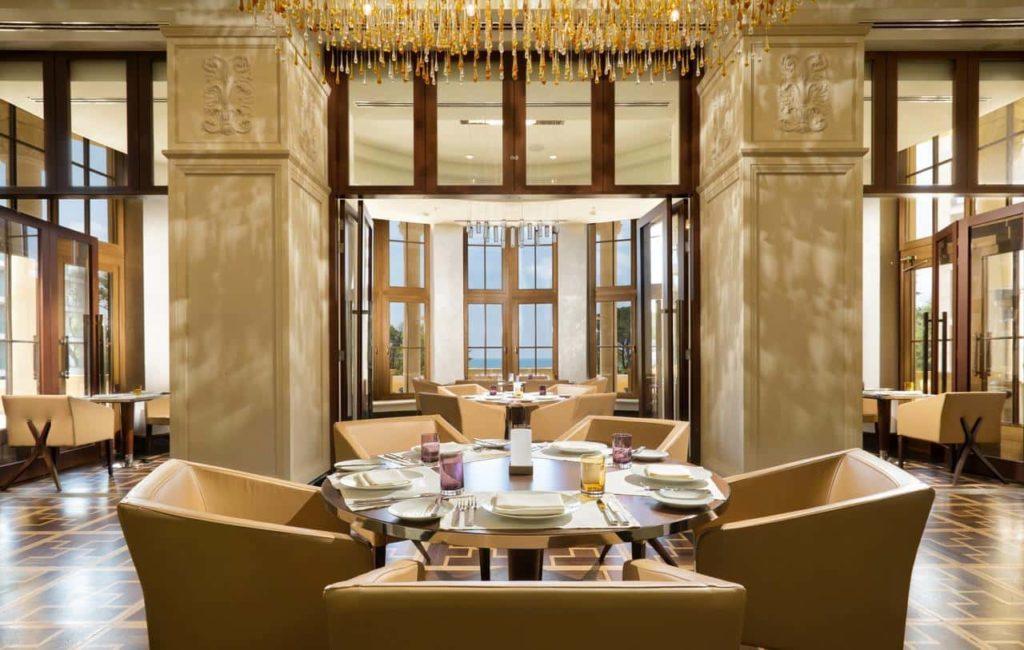 Swissоtel Resort Сочи Камелия Restaurant, фото
