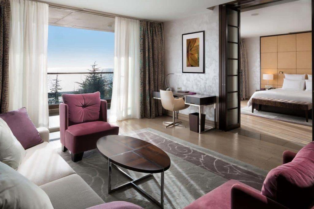 Swissоtel Resort Сочи Камелия Suite, фото