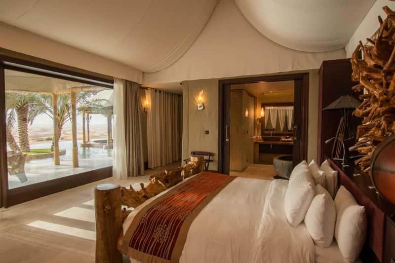 Telal Resort Al Ain Villa Bedroom Абу-Даби, фото