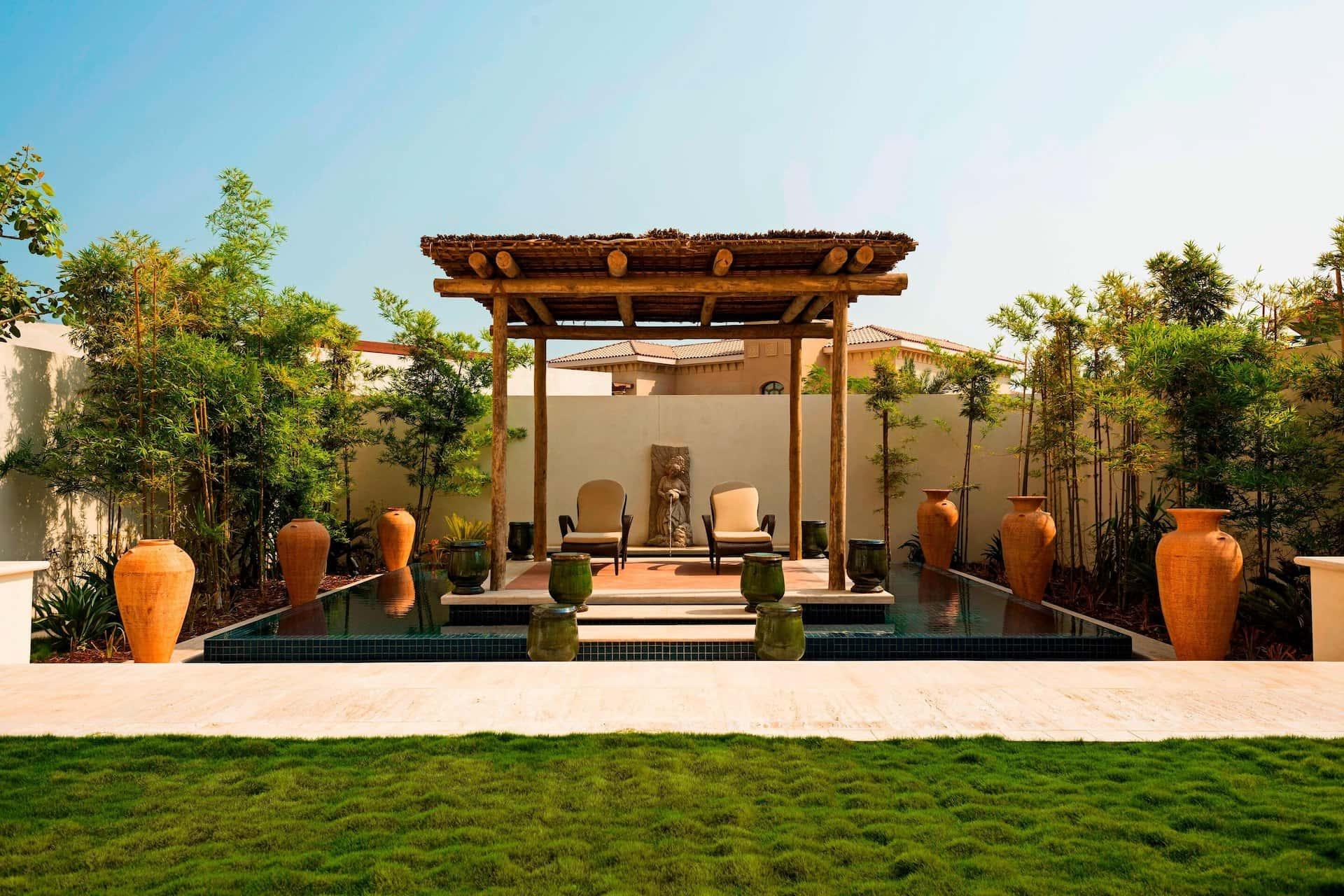 Thai Spa The St. Regis Saadiyat Island Resort Абу-Даби, фото