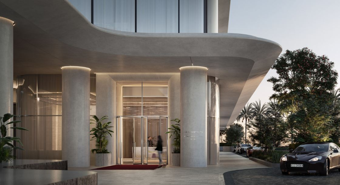The Residences, Dorchester Collection, Dubai Exterior
