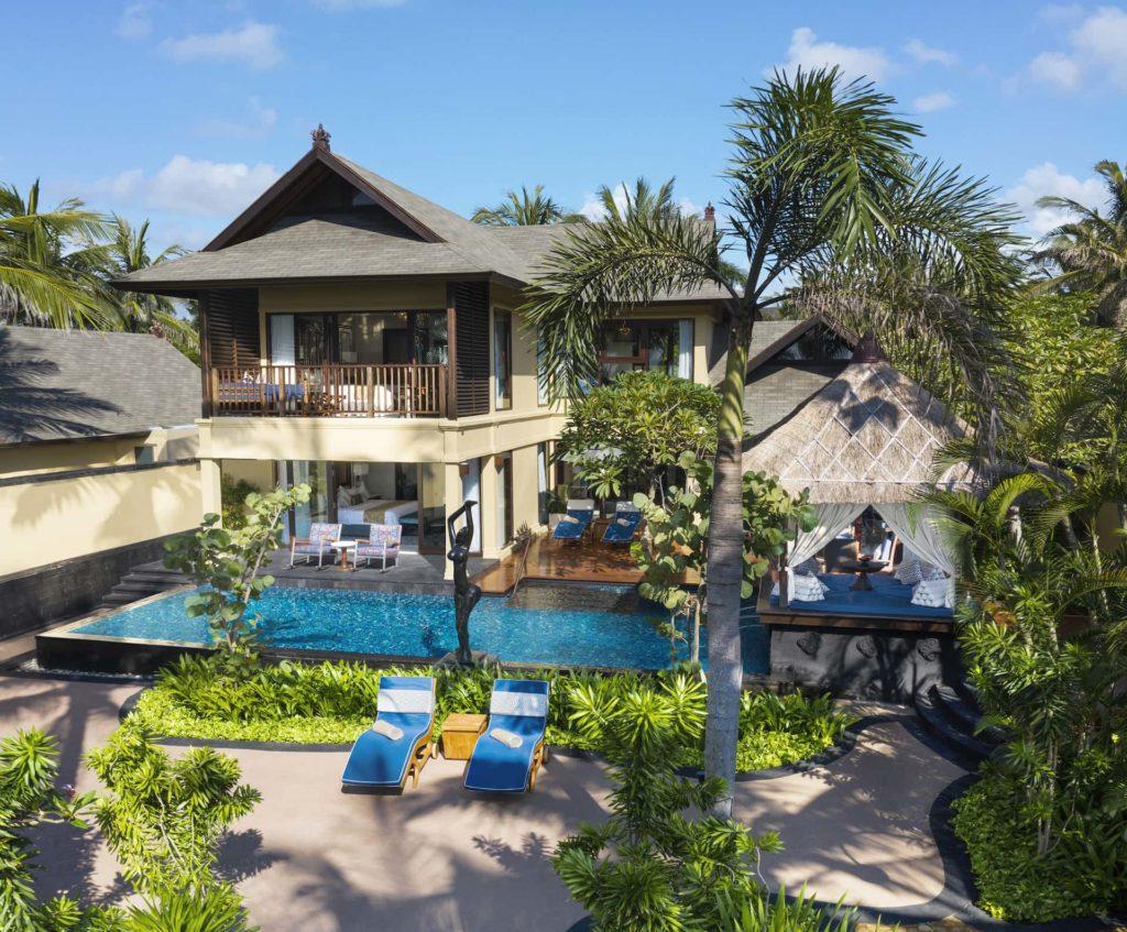 The St.Regis Bali Resort Strand Residence Exterior, фото