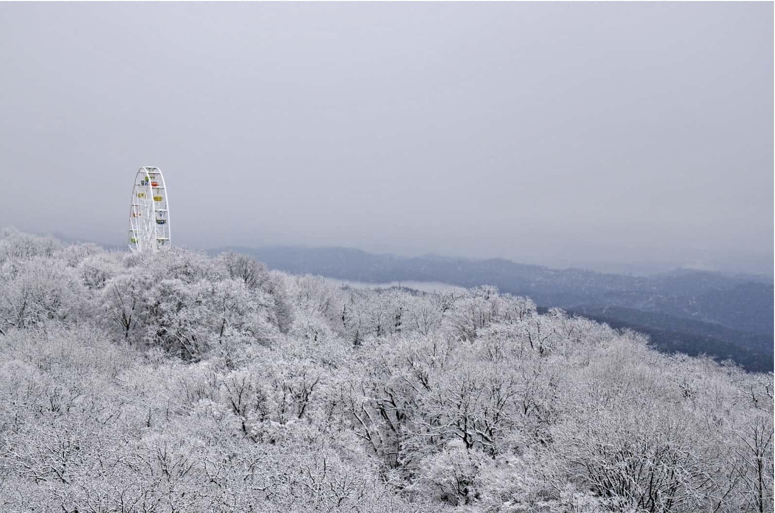 View Akhun Winter, фото