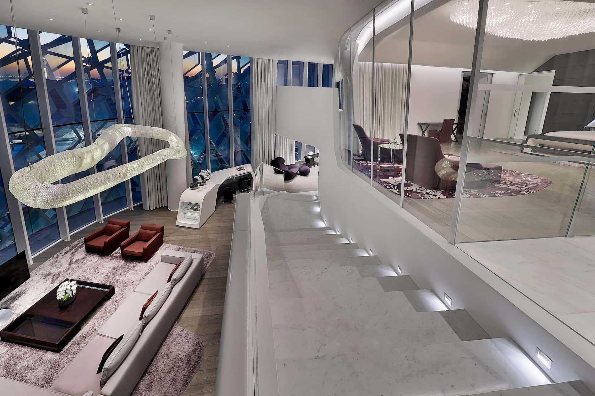 W Abu Dhabi - Yas Island Suite