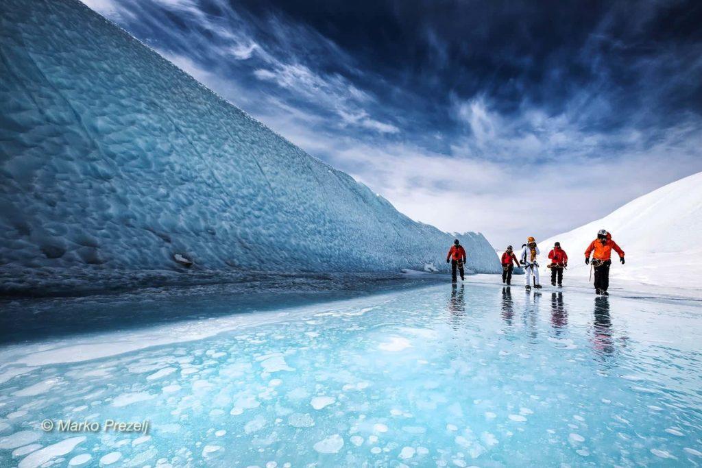 Поездка в Антарктиду с White Desert: строим планы на будущее