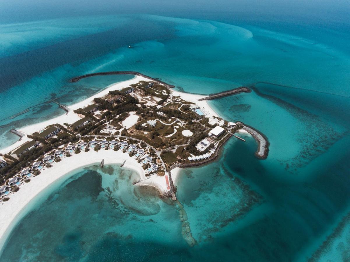 Zaya Nurai Island Aerial View Абу-Даби, фото