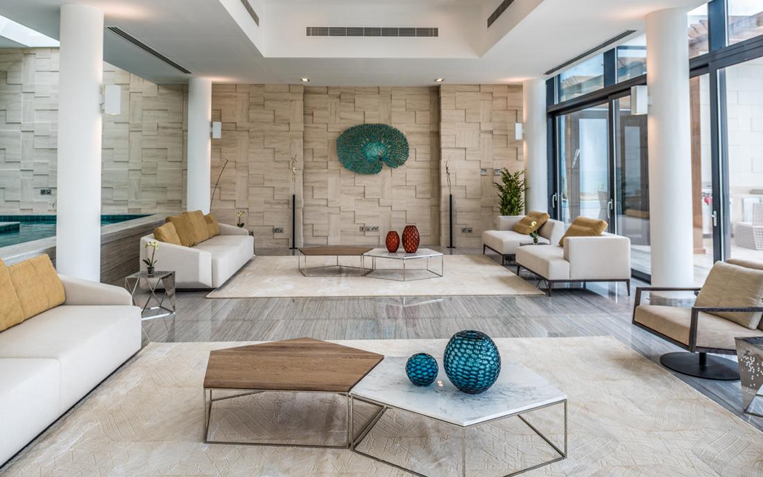 Zaya Nurai Island Estate Villa Абу-Даби, фото