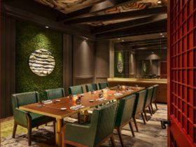 Restaurant Akira Back Private Dinning W Dubai - The Palm, фото