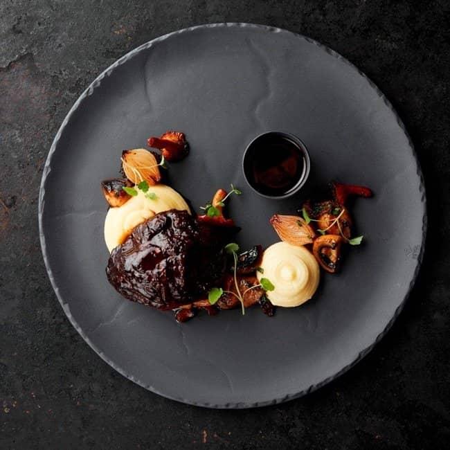 Restaurant Baba Dubai Beaf Bourguignon, фото