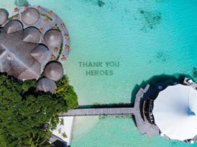 Baros Maldives Thank you Heroes, фото