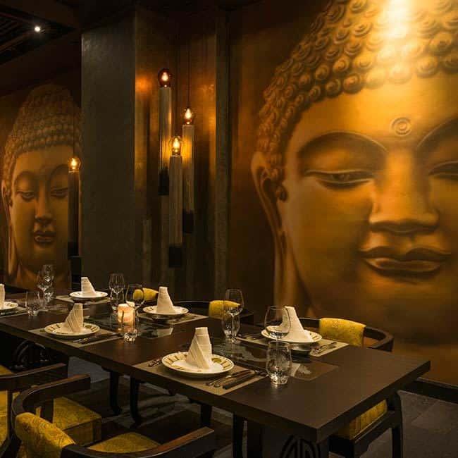 Гастрономический гид по Дубаю: лучшие рестораны тайской и паназиатской кухни