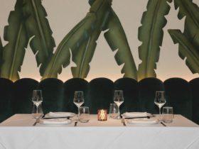 Restaurant Indochine Dubai Table, фото