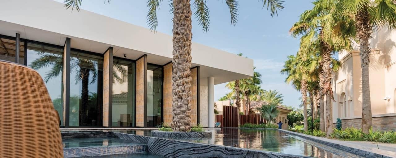 Restaurant & Beach Club Nammos Dubai Outside, фото