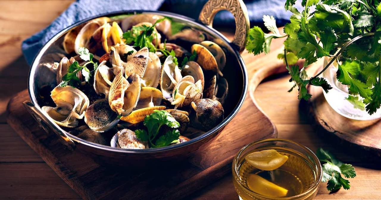 Restaurant Tasca by José Avillez Mandarin Oriental Jumeira, Dubai Seefood, фото