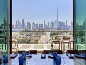 Restaurant Tasca by José Avillez Mandarin Oriental Jumeira, Dubai View, фото