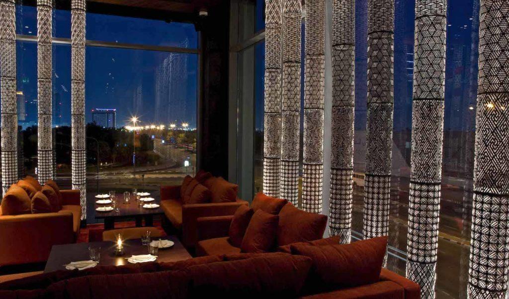 Гастрономический гид по Дубаю: лучшие рестораны японской кухни