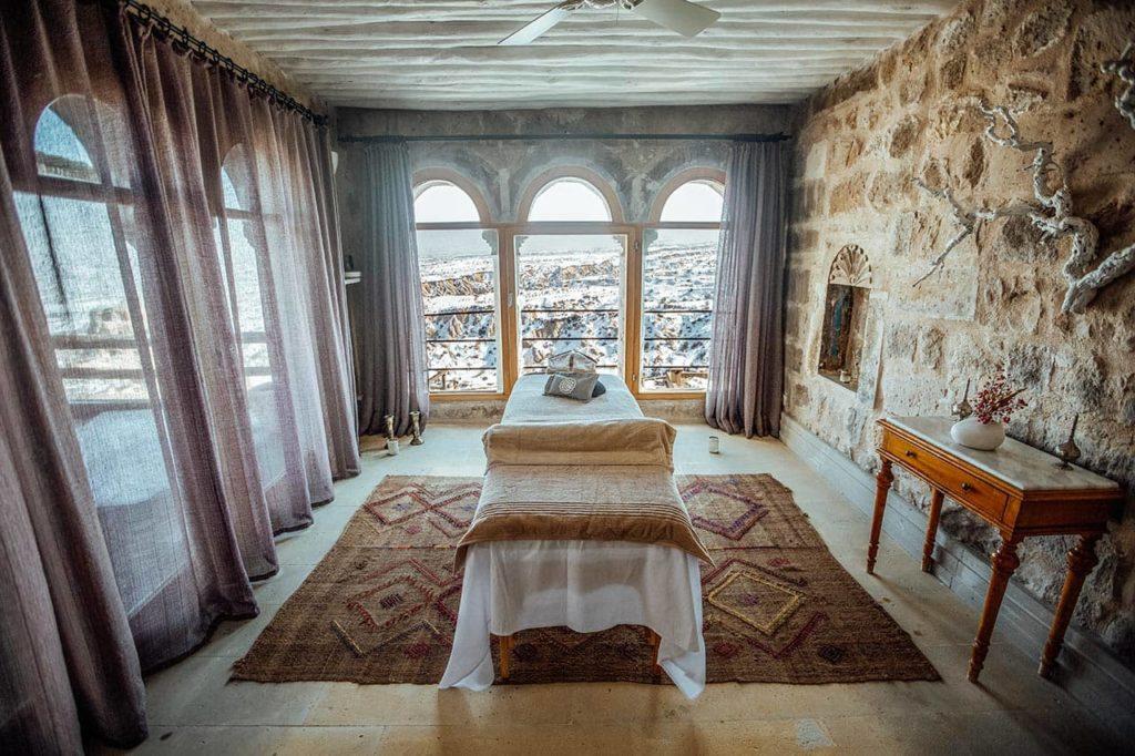 Hotel Argos in Cappadocia Therapy room, фото
