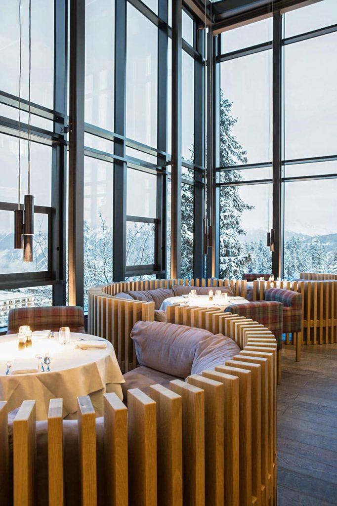 Гастрономическое открытие в швейцарском отеле Crans Ambassador: ресторан La Muña