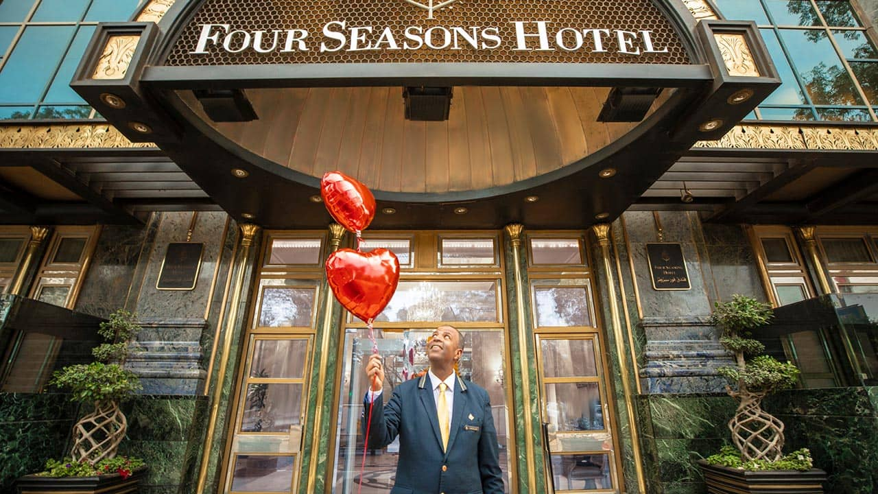 Four Seasons Hotel Cairo at The First Residence St Valentine Day, фото