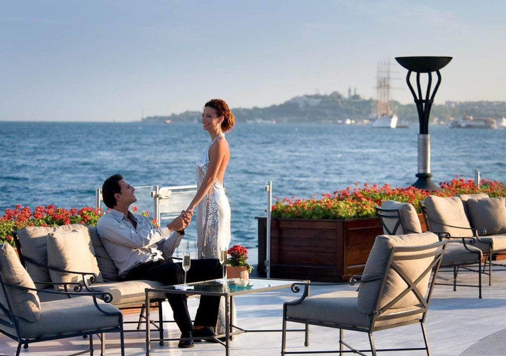 Hotel Four Seasons Istanbul Terrace, фото