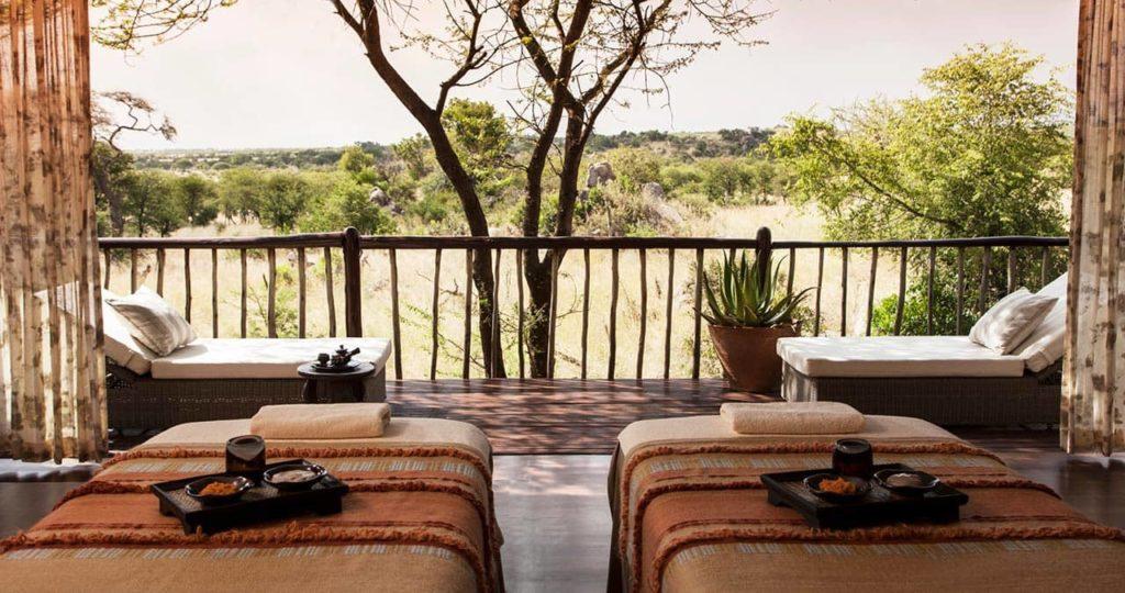 Four Seasons Safari Lodge Serengeti Spa, фото