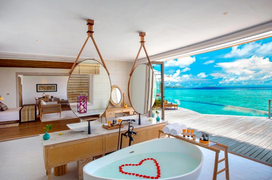 Hotel Milaidhoo Island Maldives Ocean Residence Interior, фото
