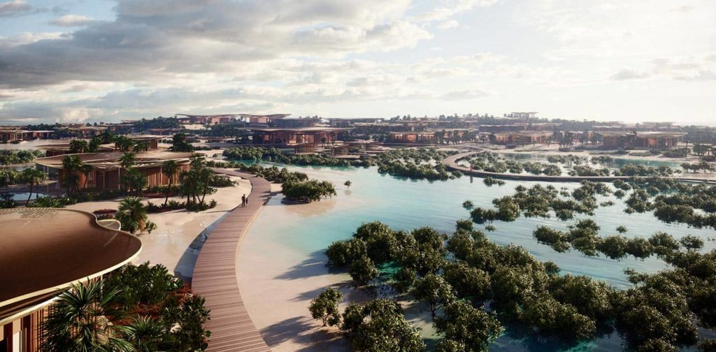 В Саудовской Аравии построят Новый Дубай