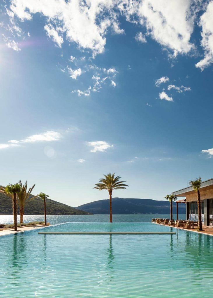В Черногории открывается ультрароскошный курорт One&Only Portonovi