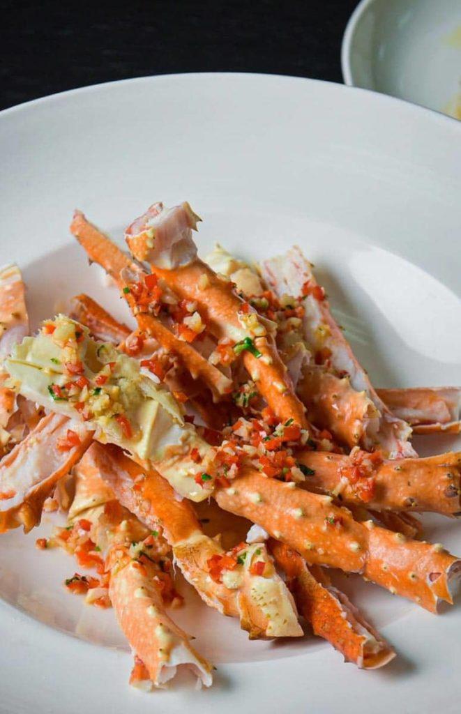 Лучшие рестораны Дубая с морепродуктами