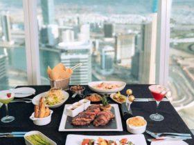 Restaurant Prime68 Dubai View, фото