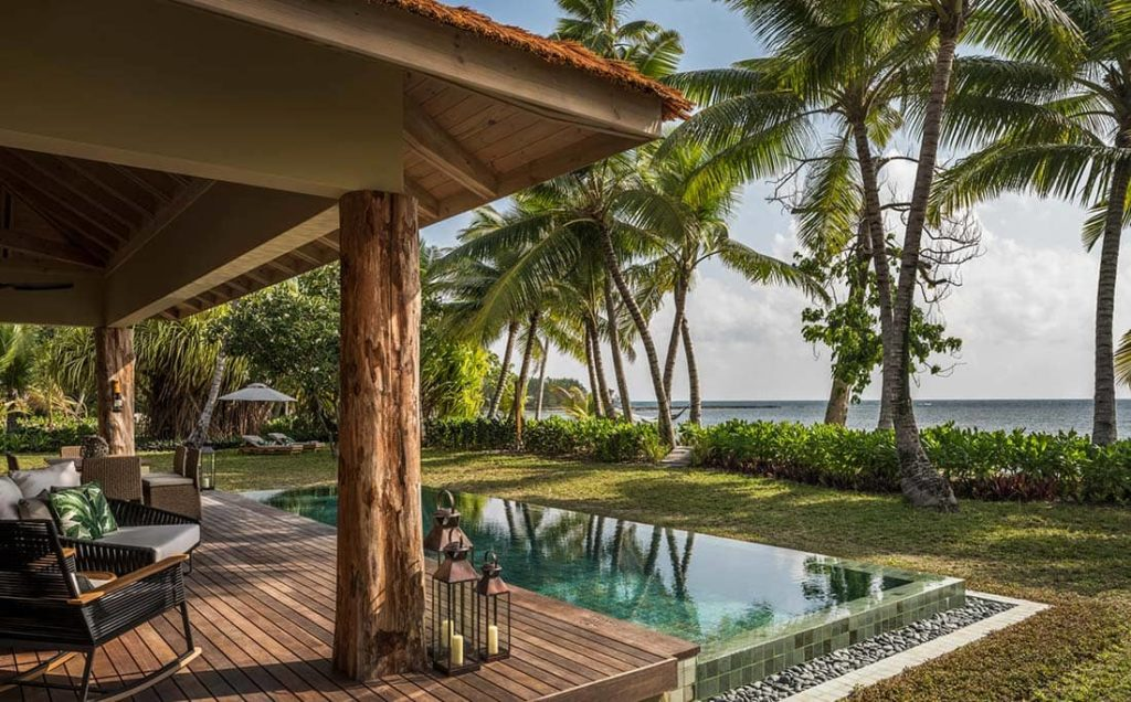 Four Seasons Resort Seychelles at Desroches Private Pool, фото