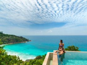 Four Seasons Resort Seychelles Pool View, фото
