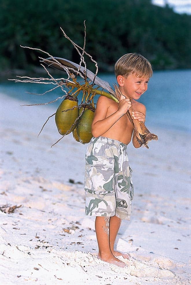 В отеле Fregate Island на Сейшелах 🐢 дети отдыхают бесплатно
