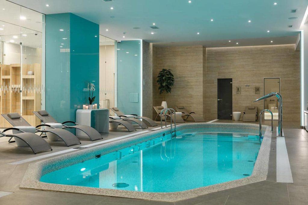 Pervaya Liniya. Health Care Resort Pool, фото