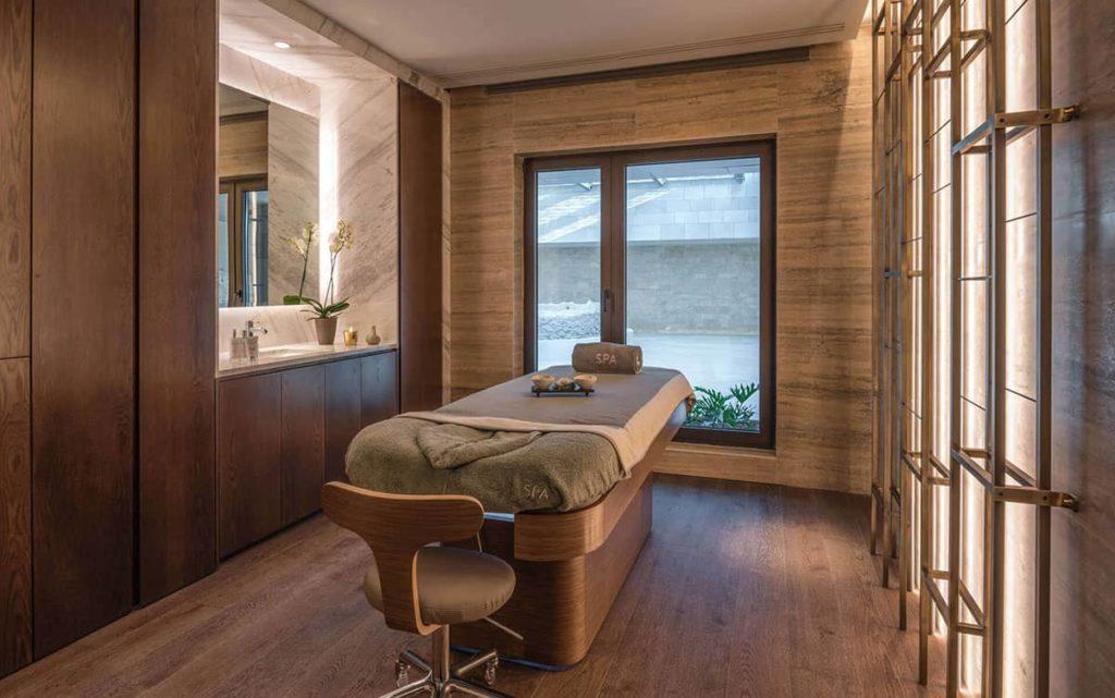 Hotel Amara Cyprus Spa Single Treatment Room, фото