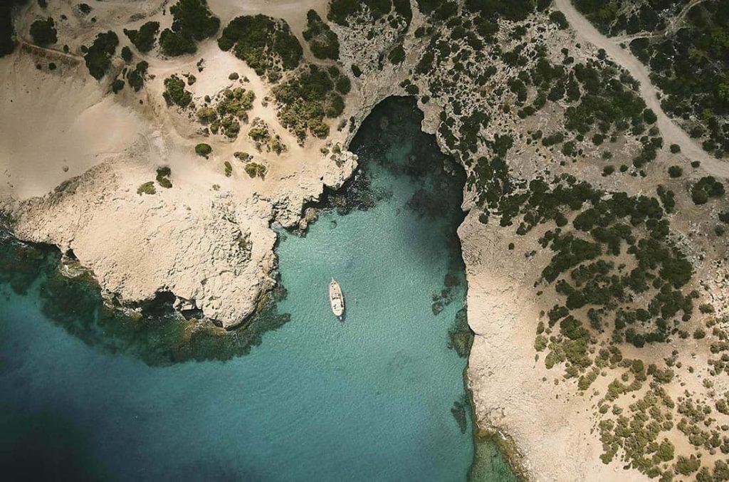 Hotel Anassa Cyprus Akamas Aerial View, фото