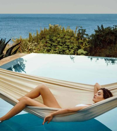 Hotel Anassa Cyprus Hammock on Villa Private Pool Close Up, фото