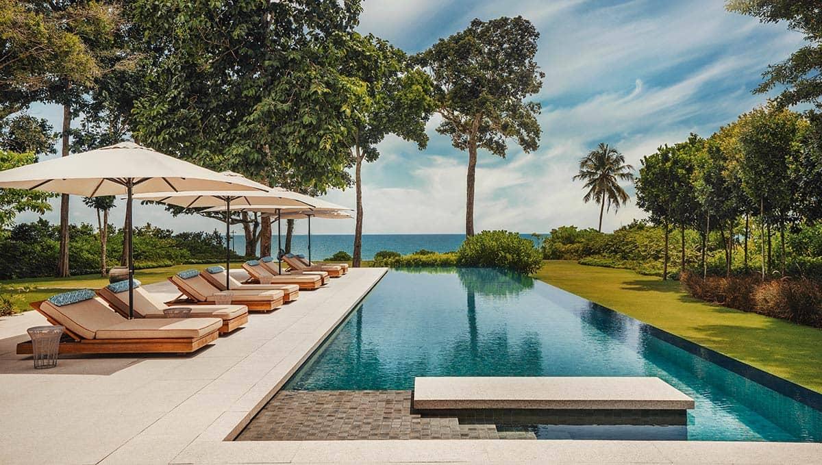 Resort One&Only Desaru Coast Malaysia Villa One Lap Pool, фото