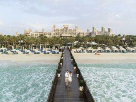Hotel Jumeirah Al Qasr Pier Beach, фото
