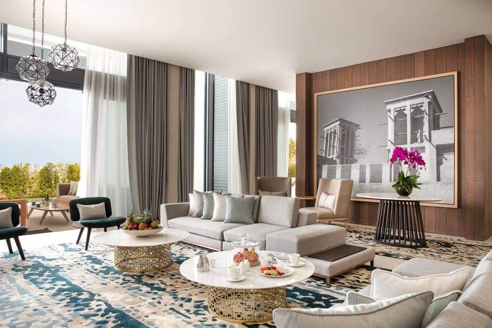 Как провести удаленку в лучших отелях Дубая