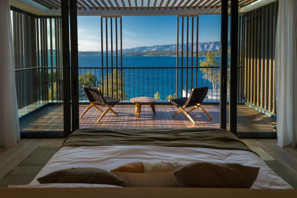 Hotel Maslina Resort Croatia Room Interior & View, фото