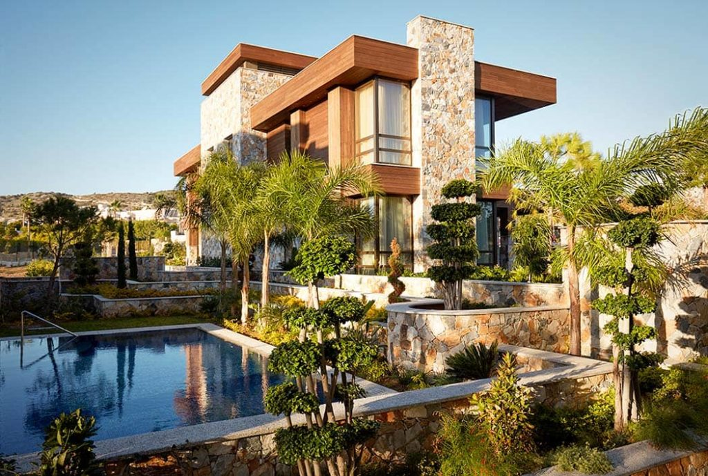 Hotel Parklane Resort & Spa Cyprus One Bedroom Park Villa with Private Pool, фото
