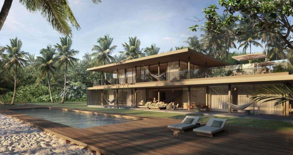 На Мальдивах открывается курорт Patina Maldives, Fari Islands с очень трепетным подходом к устойчивому развитию